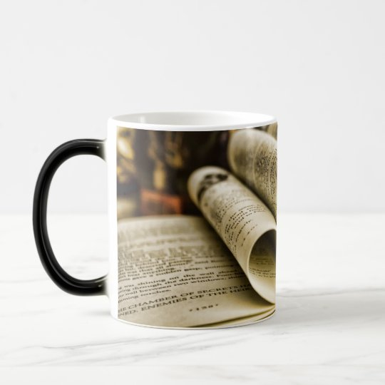 Book Love Magic Mug