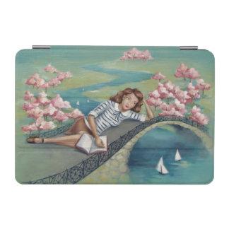 Book Lover Girl iPad Mini Cover