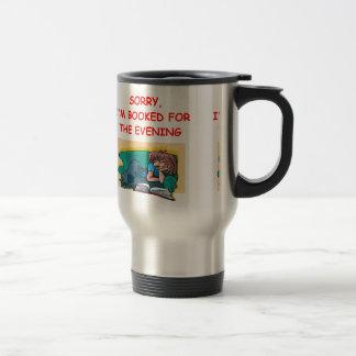 book lover coffee mugs