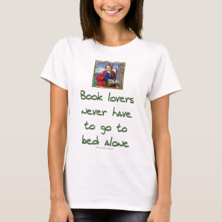 Book Lovers, 118-detail-miniature-reading-music... T-Shirt