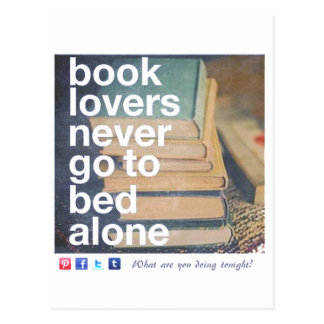 Book lovers - Loving of Books Postcard