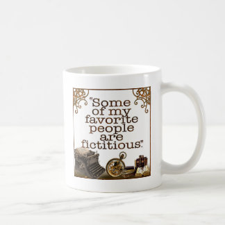 Book Lovers / Writers & Authors Coffee Mug