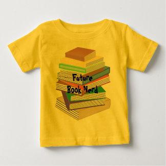 Book Nerd Baby T-Shirt
