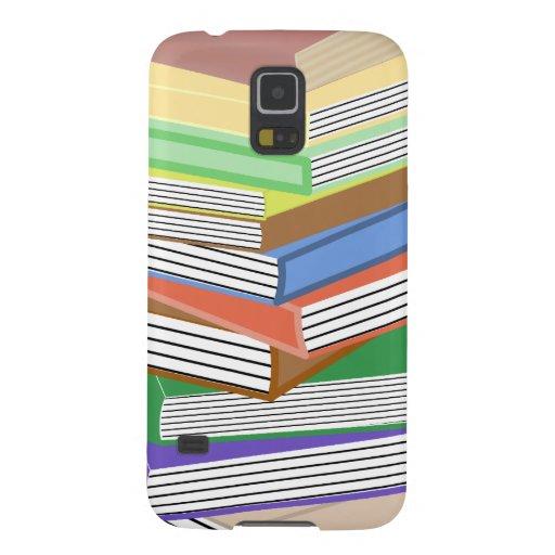 Book Nerd Galaxy Nexus Cover