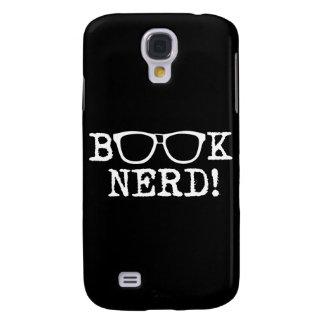 Book Nerd Galaxy S4 Cases