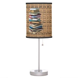 Book Nerd Decorative Lamp