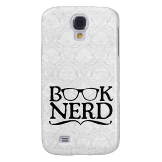 Book Nerd Galaxy Case Samsung Galaxy S4 Covers