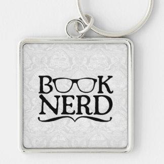 Book Nerd Keychain