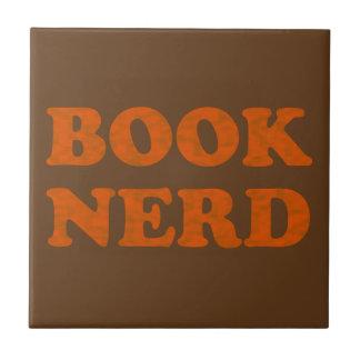 book nerd tile