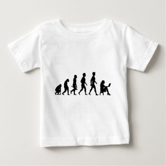Book of books reading library learning novel baby T-Shirt