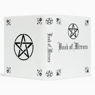 Book of Mirrors 3 Ring Binder