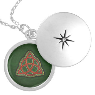 Book of Shadows Cover Necklace