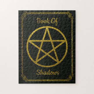 Book of Shadows Jigsaw Puzzle