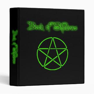 Book of Shadows version 2 Vinyl Binder