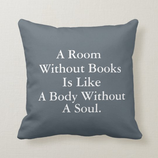 Book Pillow