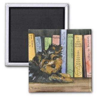 Book Shelf Cutie Magnet