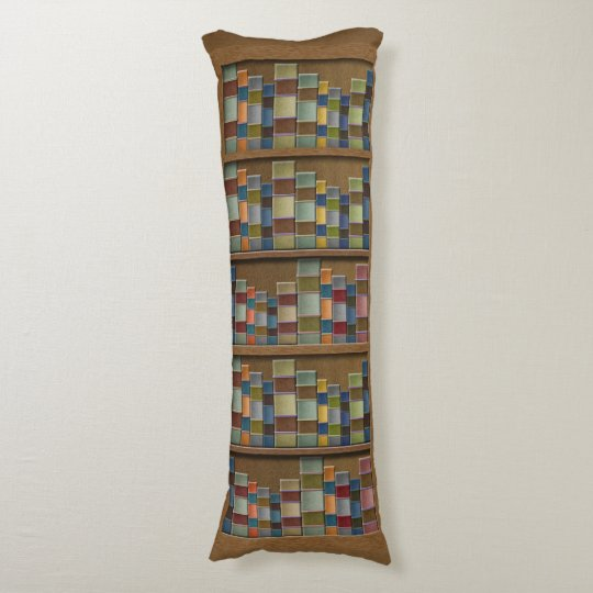 Book Shelf Design Body Pillow