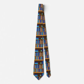 Book Shelves of Books Academic Learning Ties