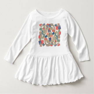 Book Showers Toddler Dress