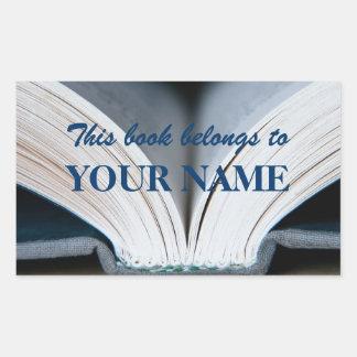 Book Sticker