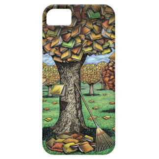 Book Tree iPhone Case