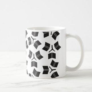 Book Wheels Coffee Mug