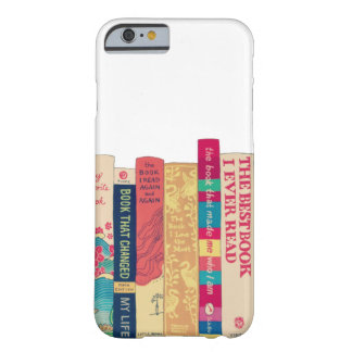 Book Worm Barely There iPhone 6 Case