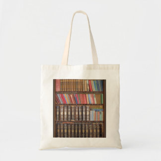 Bookcase Tote Bag