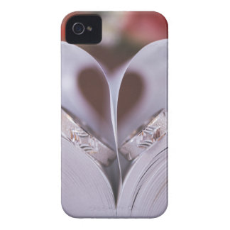 Bookish heart Case-Mate iPhone 4 cases