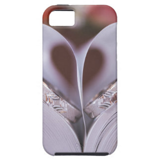 Bookish heart iPhone 5 cover