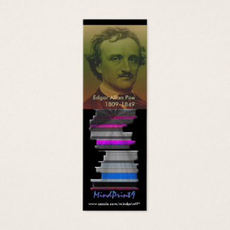 Bookmark - Poe Mini Business Card