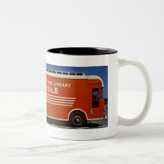 Bookmobile Coffee Mug