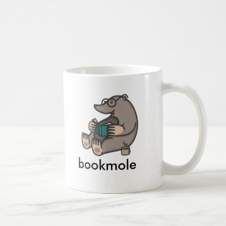 Bookmole Definition Mug - small
