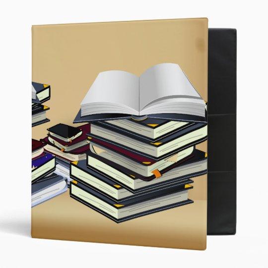 Books 3 Ring Binder