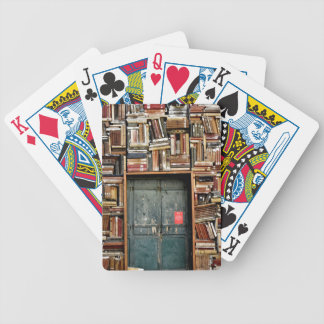 Books and Books Bicycle Playing Cards