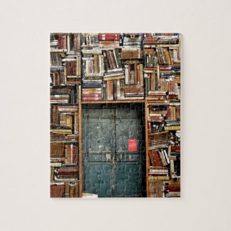Books and Books Jigsaw Puzzle