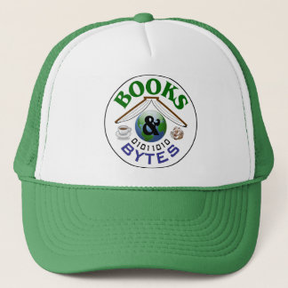Books and Bytes plain logo hat