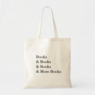 books and more books reading addict