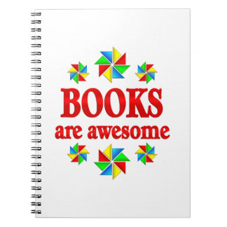 Books are Awesome Notebook
