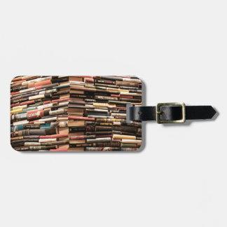 Books Bag Tag