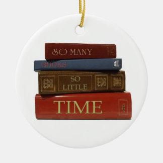 Books Book Writer Author Novelist  Reader Ornament