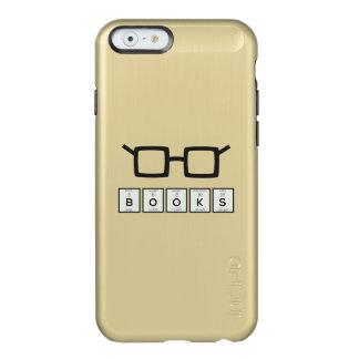 Books chemcial Element Nerd glasses Zh6zg Incipio Feather® Shine iPhone 6 Case