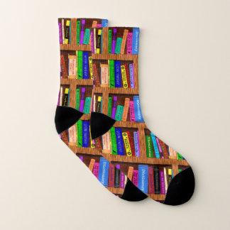 Books Library Bookshelf Pretty Pattern for Readers 1
