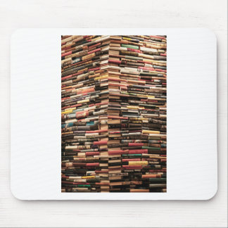 Books Mouse Pad
