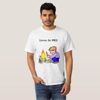 Books of the MEC T-Shirt