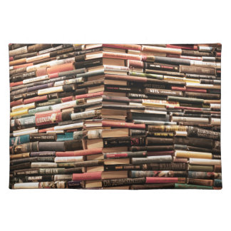 Books Placemat