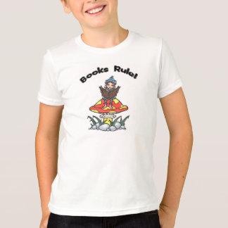 Books Rule T-Shirt