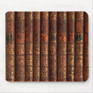 Books Vintage Mouse Pad