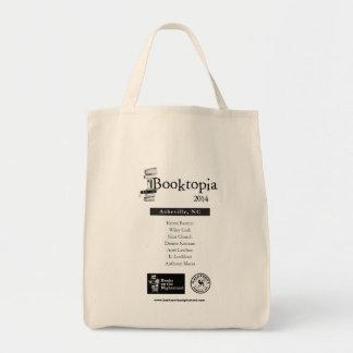 Booktopia 2014 - Asheville NC Tote Bag
