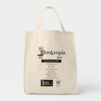Booktopia 2103 - Petoskey MI Bag